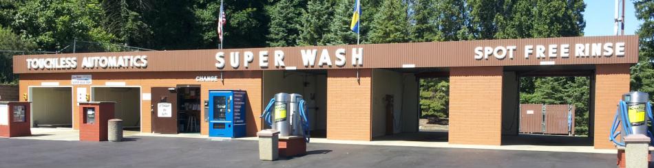 McCandless Super Wash - Home